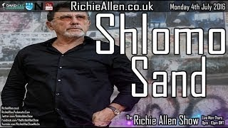Shlomo Sand: Challenging notions of a Jewish People