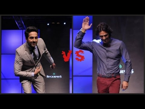 Who's Better On Ramp: Arjun Rampal OR Ayushmann Khurrana