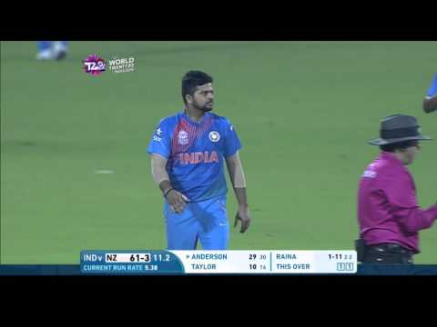 Nissan Play of the Day - Diving Raina's remarkable run out!
