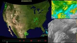 2012 US Weather Animation