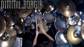 "Dimmu Borgir - ""Progenies of The Great Apocalypse"" - (Drums Only)"