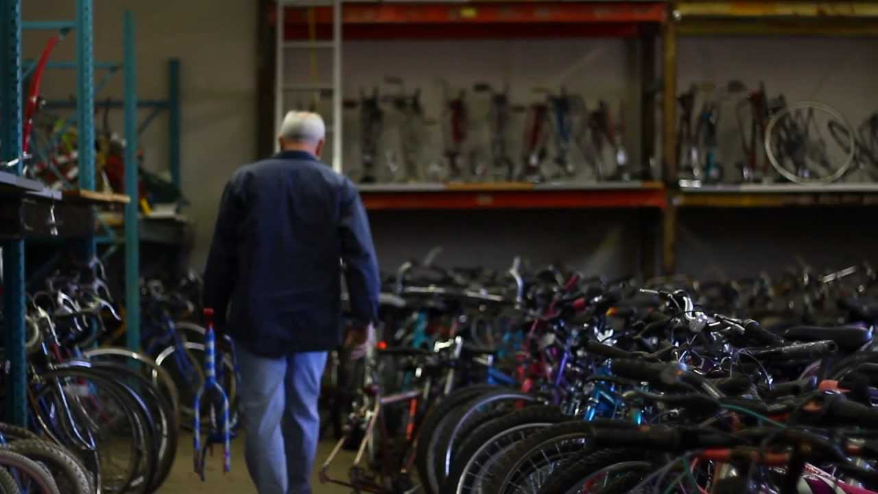 Donate Bikes In Little Rock Bus Presents Recycle Bikes