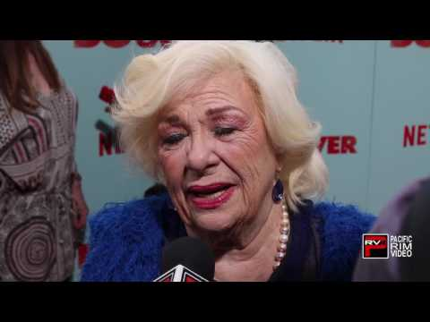 Renee Taylor talks playing Adam Sandler's mom in The Do Over
