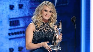 Carrie Underwood Gets Moved To Tears Over Her Big 2018 Cma Awards Win Access