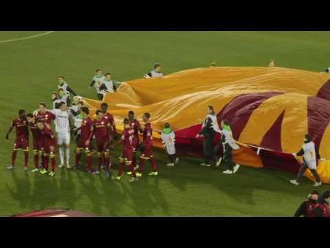 «Зюлте-Варегем» vs «Рубин» 0 - 2. Моменты матча.