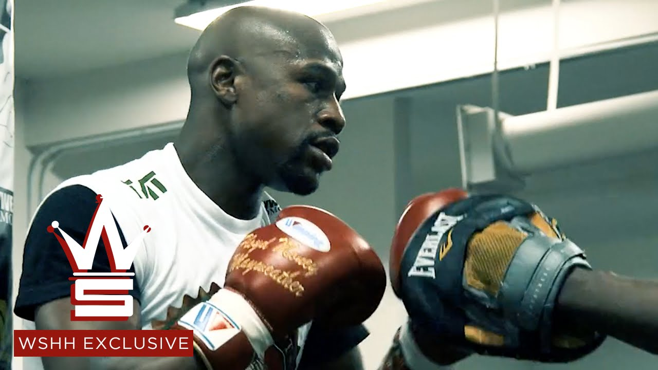 Work & Play With Floyd Mayweather