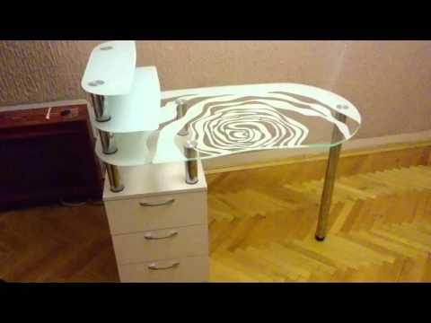 Для дома маникюрный стол своими руками