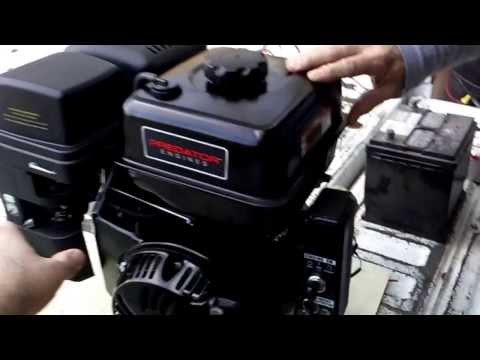 Harbor Freight Predator Engine 420cc
