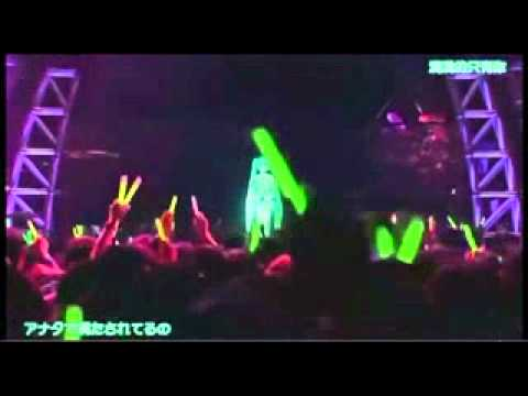 Hatsune Miku - Electric Angel (39's Concert Live)