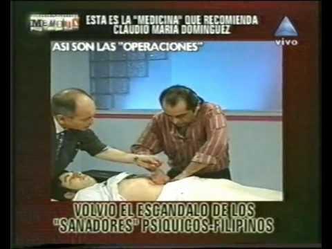 Trucholandia 1/3 - Cirugías psíquicas y videntes - Memoria (29-05-2002)
