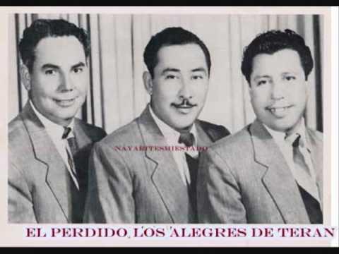EL PERDIDO.LOS ALEGRES DE TERAN.wmv