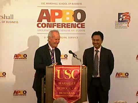 APBO: Dr. Dino Djalal, Indonesian Ambassador to the U.S.