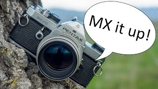 Pentax MX Video Manual 1 of 2