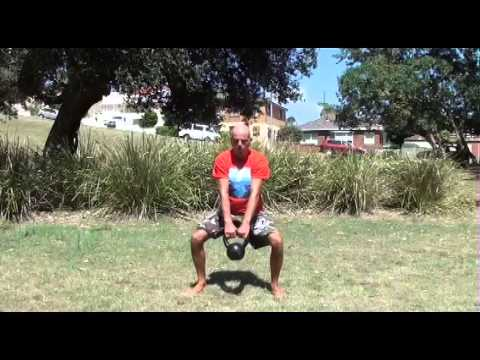 180 Reps Nonstop Kettlebell Challenge + MMA Grappling Dummy Workout Image 1