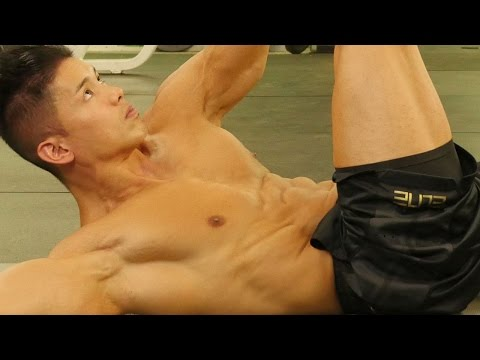 Advanced Ab Training Workout