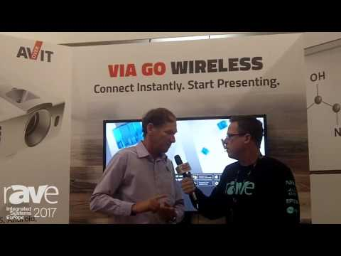 ISE 2017: Gary Kayye Interviews Aviv Ron of Kramer About AV Over IT and Other ISE 2017 Introductions