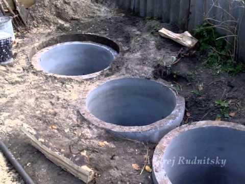 Как сделать своими руками автономную канализацию фото 593