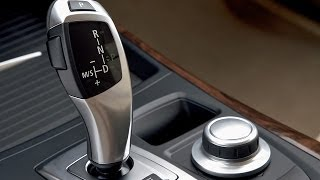 BMW 5 Series F10 Steptronic Shifting Functions