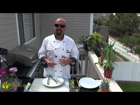 Grilled Lamb Chops With Garlic And Rosemary | Healthy Cooking Videos