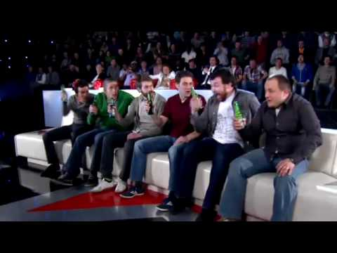 Loekie 2010: Men With Talent (Heineken)