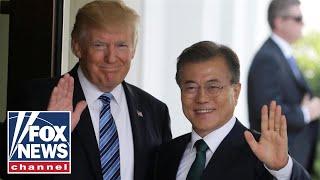 Trump signs US-Korea free trade agreement