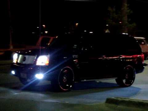 Donk, Lowrider ,Whips,Slab's..... Dallas Tx. Saturday Night....3-6-10...Dtown Stand up!!! Video