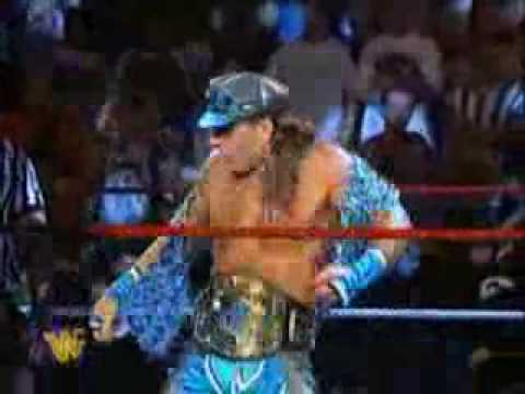 Hbk Shawn Michaels Sexy Boy Toy 1996 video