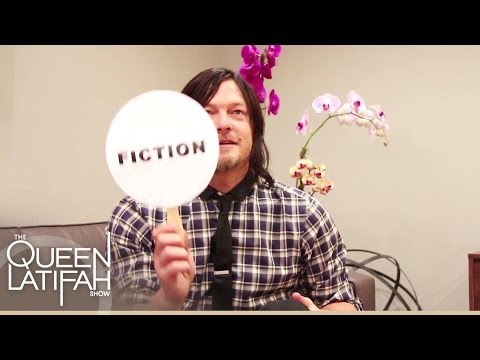Norman Reedus Plays Fact or Fiction | The Queen Latifah Show