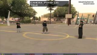 GTA SA ONLINE BRV SAMP DANCE BREAK 2013