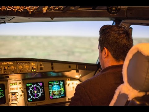 CTC Aviation - Airbus A320 Full Flight Simulator !