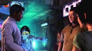 Sleeping Dogs: Nightmare In North Point Trailer