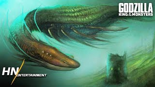 Leviathan, the Sea Serpent Titan Explained | Godzilla: King of the Monsters