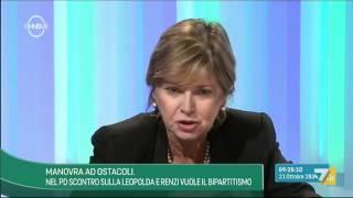Omnibus - Unioni Civili, Lanzillotta: Partire dai diritti dei bambini