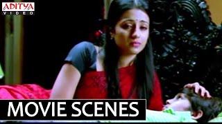 Bodyguard - Bodyguard Telugu Movie Climax Sentiment Scene  Trisha, Venkatesh,Sidhu