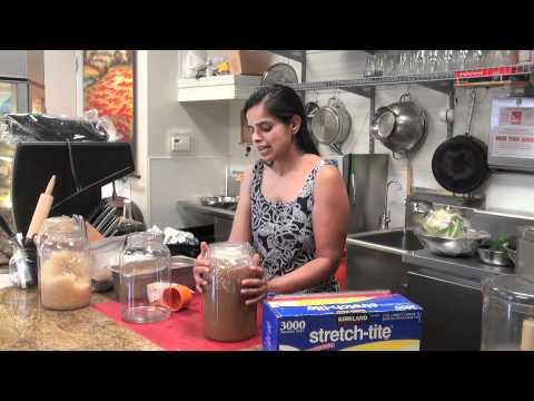 Learn how to make Water Kefir - Probiotic Drink