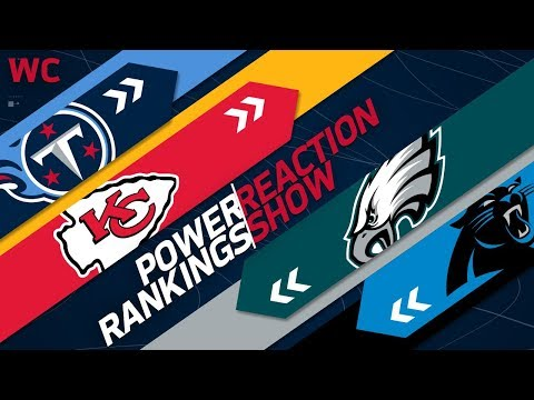 NFL Power Rankings End of Season Reaction Show: Biggest Disappointment & Surprise of 2017? | NFLN