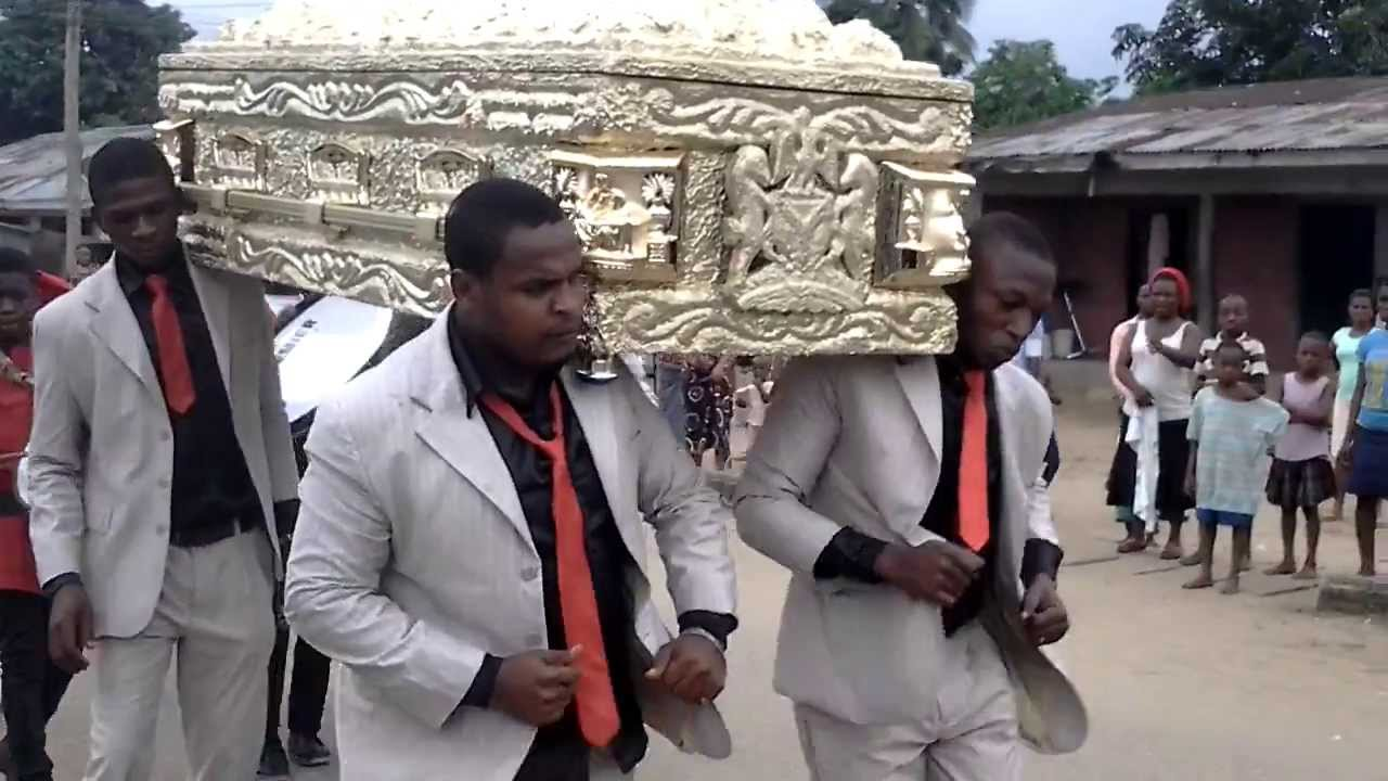 P Square Mother Burial Video dickson yorbe mum s funeral