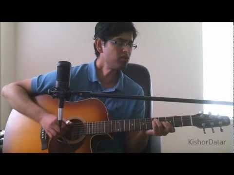 Cover - Rim Jhim Gire Sawan (Kishore Kumar)