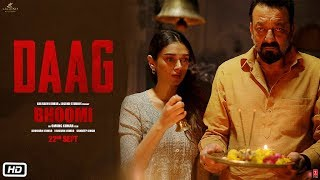 download lagu Bhoomi: Daag  Song  Sanjay Dutt, Aditi Rao gratis