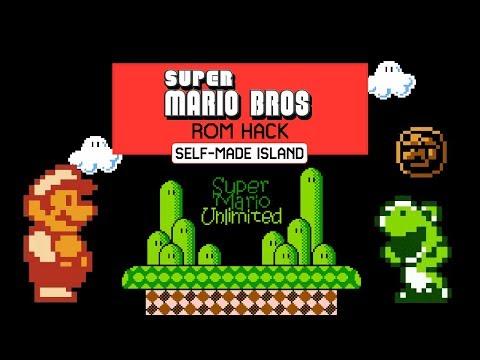 Super Mario Bros. • Super Mario Unlimited (2012) - Best Hack of Super Mario Bros.? [Longplay]
