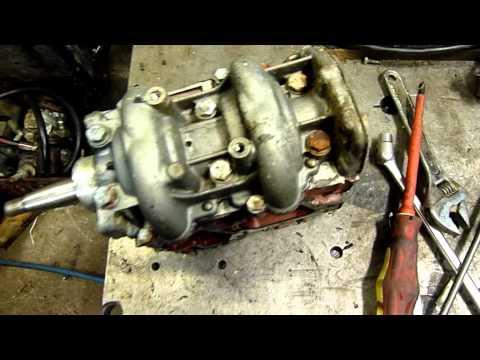 Johnson 9.5Hp 2 Cylinder 2 Stroke Autopsy Pt2