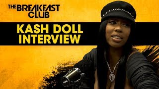 Kash Doll Talks New Album, Says 'For Everybody' Changed Her Life + More