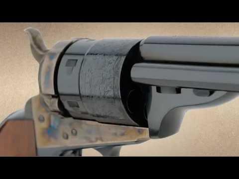 Uberti 1872 Open Top Revolver