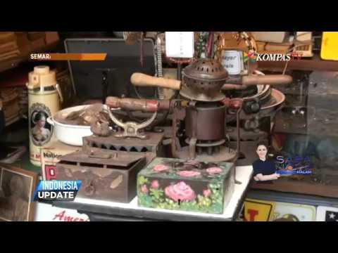 Festival Kota Lama Semarang Hadirkan Pameran Barang Antik