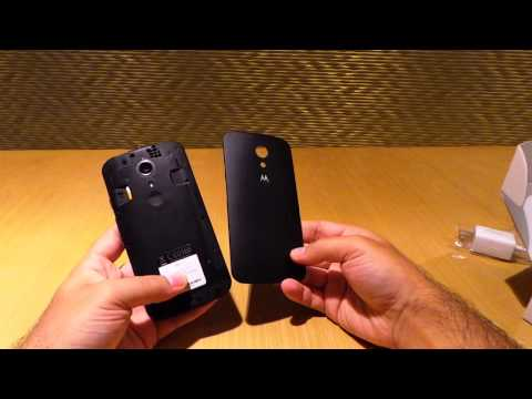 The New Moto G (2014) Unboxing & First Impressions