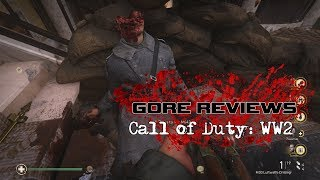 Gore Reviews - Call of Duty: WWII