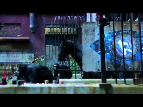 Dawn Of The Planet Of The Apes TV SPOT - Big Brother (2014) - Andy Serkis Movie HD
