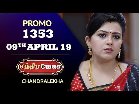 Chandralekha Promo 09-04-2019 Sun Tv Serial Online
