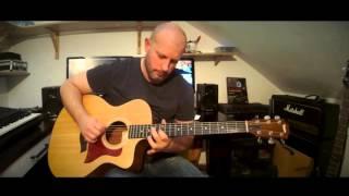 download lagu Creeping Death - Metallica Acoustic Guitar Cover  W/ gratis
