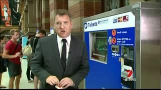 (CityRail) Train chaos hits Sydney [16/03/2012]